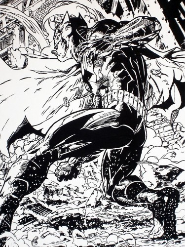 Batman - Final - Jim Lee