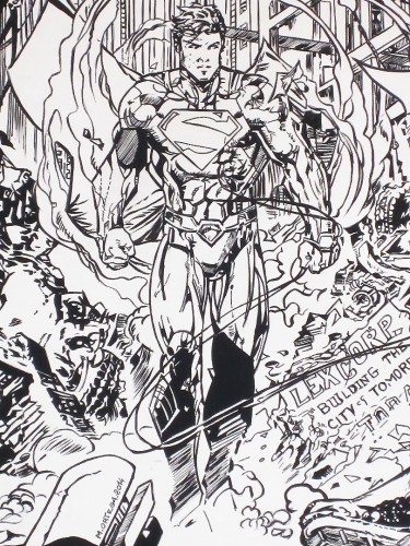 Superman - Final - Jim Lee