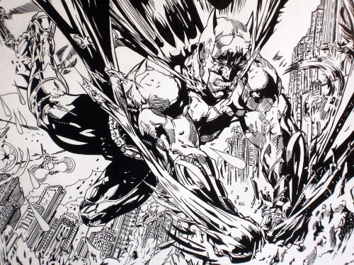 Batman - Jim Lee - Final
