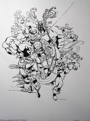 Marvel - Carlos PACHECO